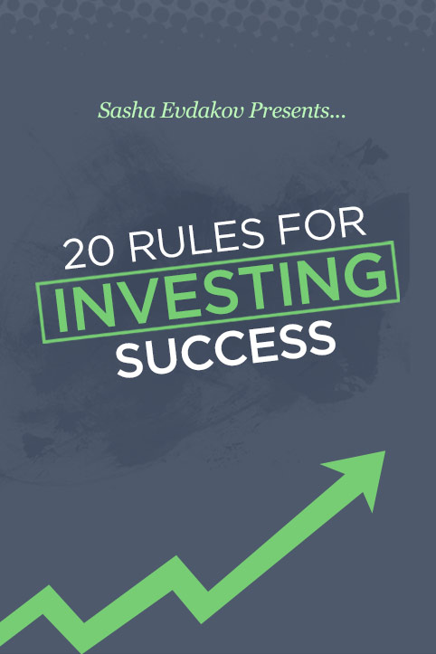 20 Rules for Investing Success