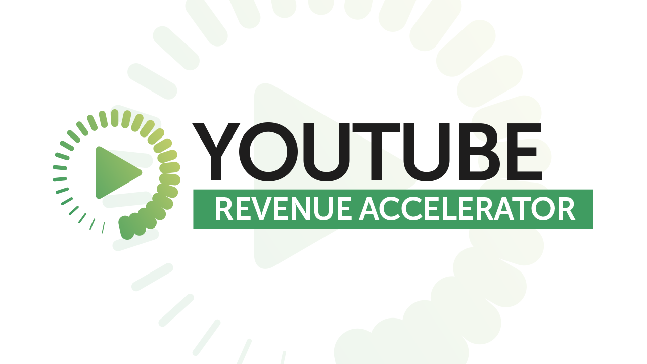 YouTube Revenue Accelerator