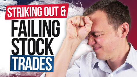 Striking Out & Failing Trades Getting to Success