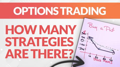 List the options strategies