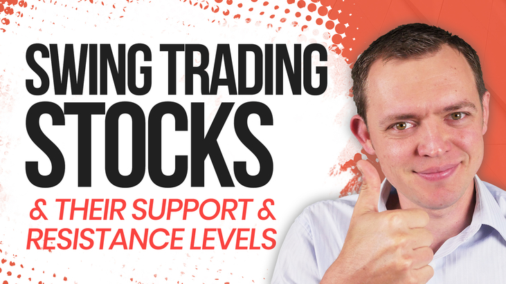 Swing Trading Explosive Stocks and Their Support and ...